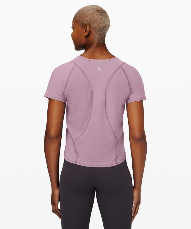 Outrun the Heat Kurzarm-Shirt