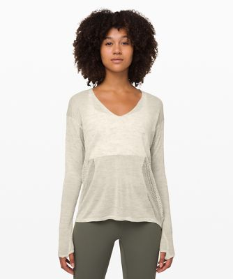 Still Movement Sweater *Linen