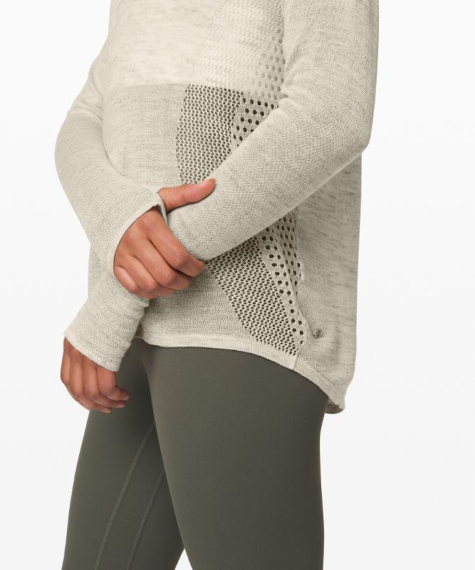 Still Movement Sweater *Linen