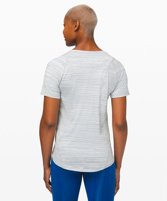 Make Miles Count Short Sleeve *Silver