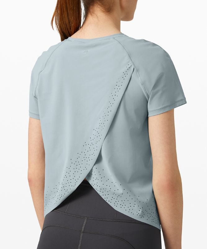 Quick Pace Short Sleeve
