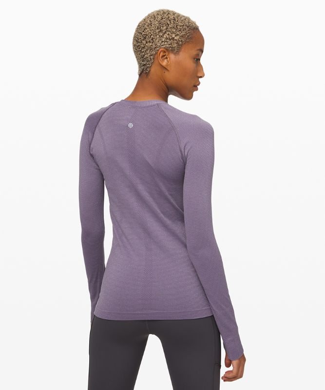 Swiftly Speed Long Sleeve *Shine