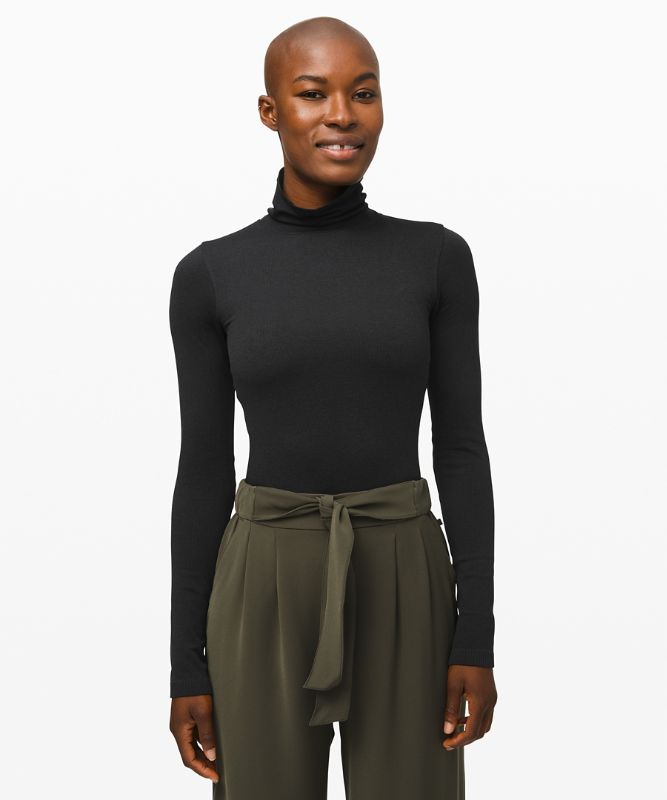 Yin Vibes Turtleneck