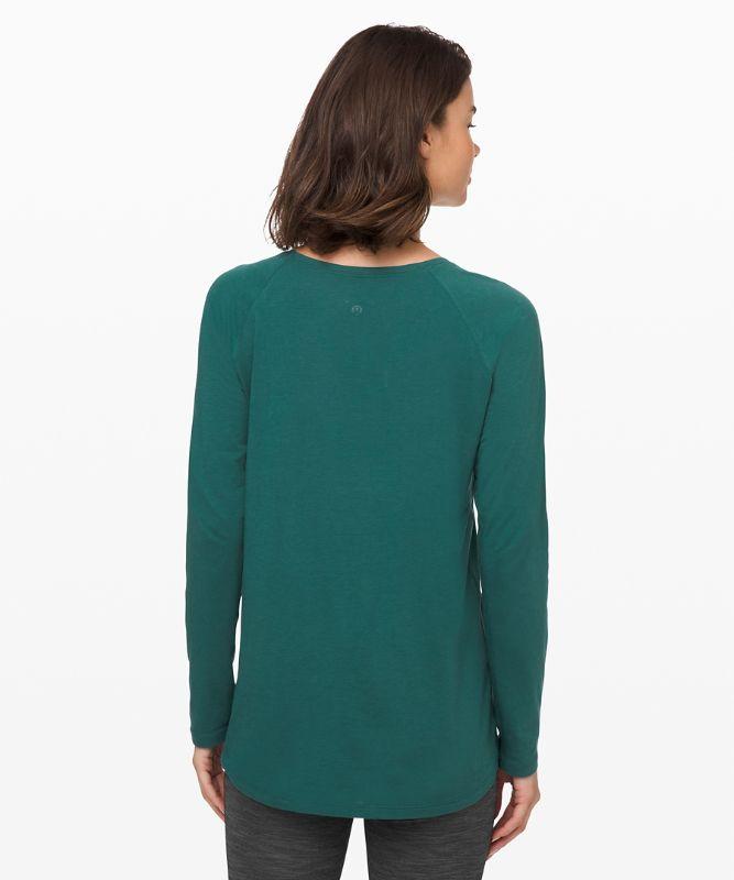 Emerald Long Sleeve