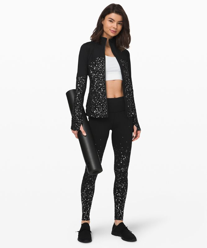 Define Jacket *Speckle Shine