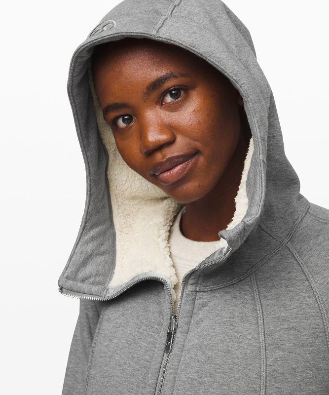 Scuba Sherpa Hoodie *Long