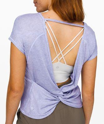 Twist Back T-Shirt