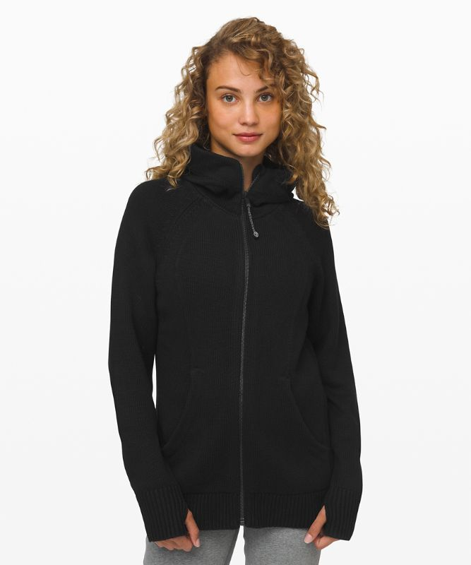 Scuba Full Zip Sweater