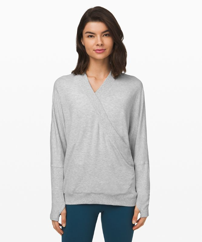 Seek Stillness Pullover