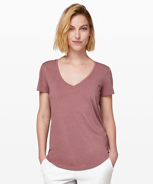 bb4120d209 Love Tee V | Women's Short Sleeve Tops | lululemon athletica