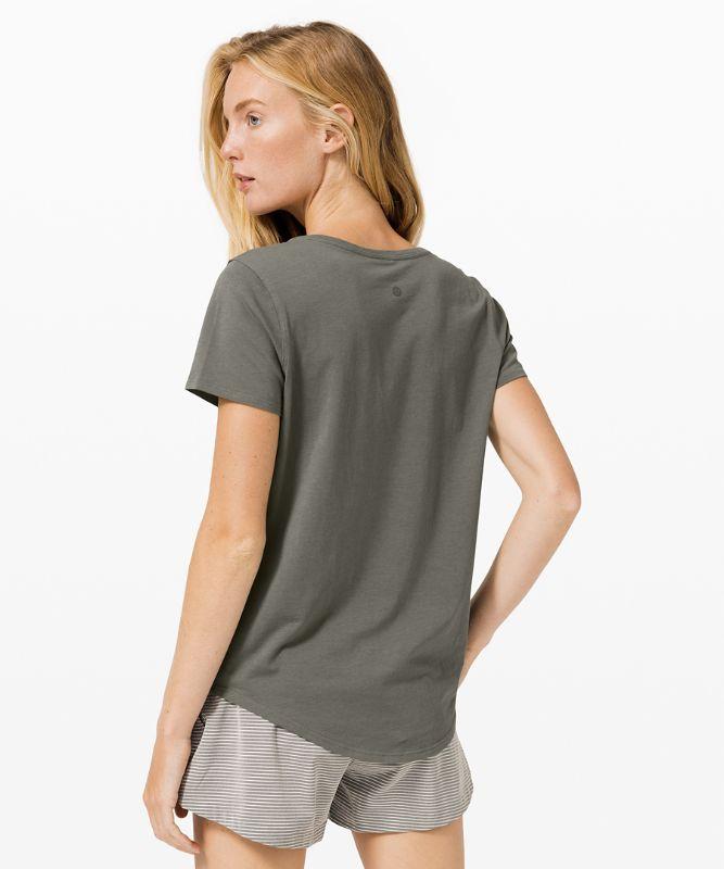T-shirt à col rond LoveIII
