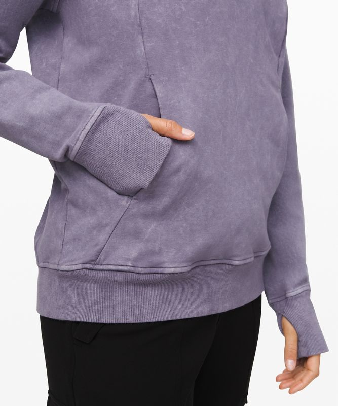 Scuba Pullover Hoodie *Wash