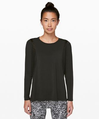 Touch of Tech Long Sleeve
