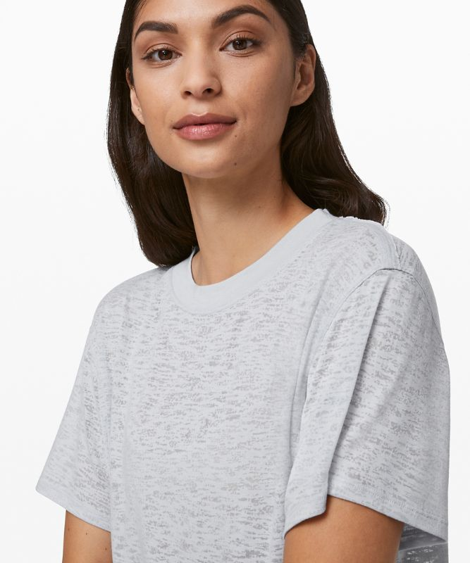 All Yours Boyfriend Tee *Veil