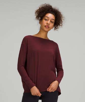 Back in Action Long Sleeve Rulu