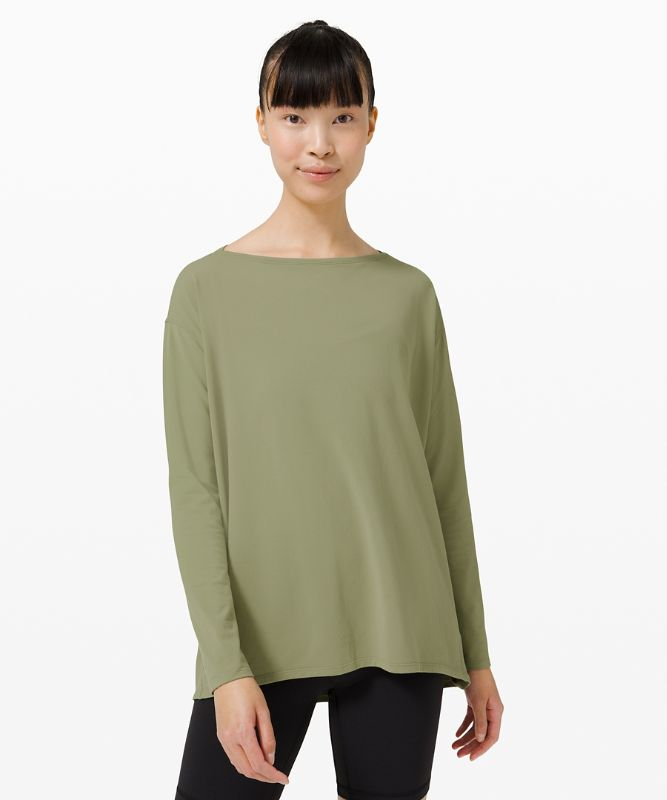 Back in Action Long Sleeve *Rulu