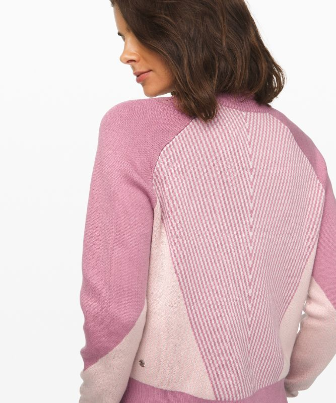 Here for Serenity Sweater