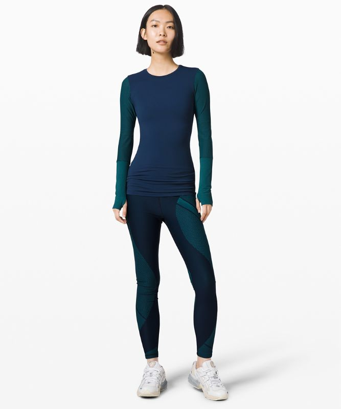 My Element Long Sleeve *lululemon x Roksanda