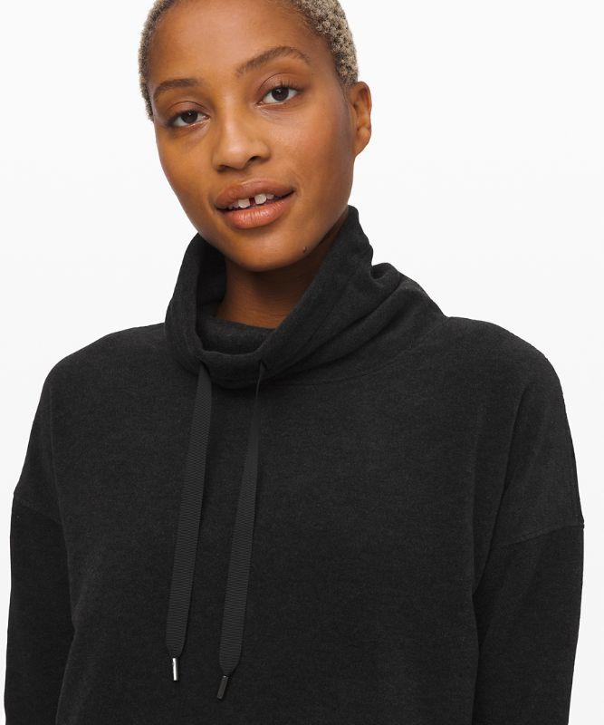 Go Forward Pullover *Fleece