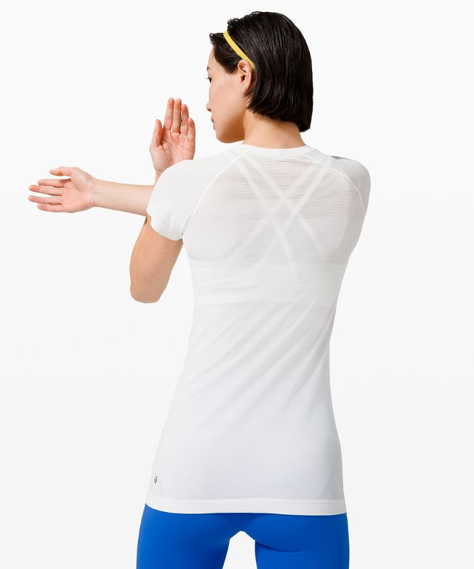 Swiftly Tech Short Sleeve 2.0 *Sun