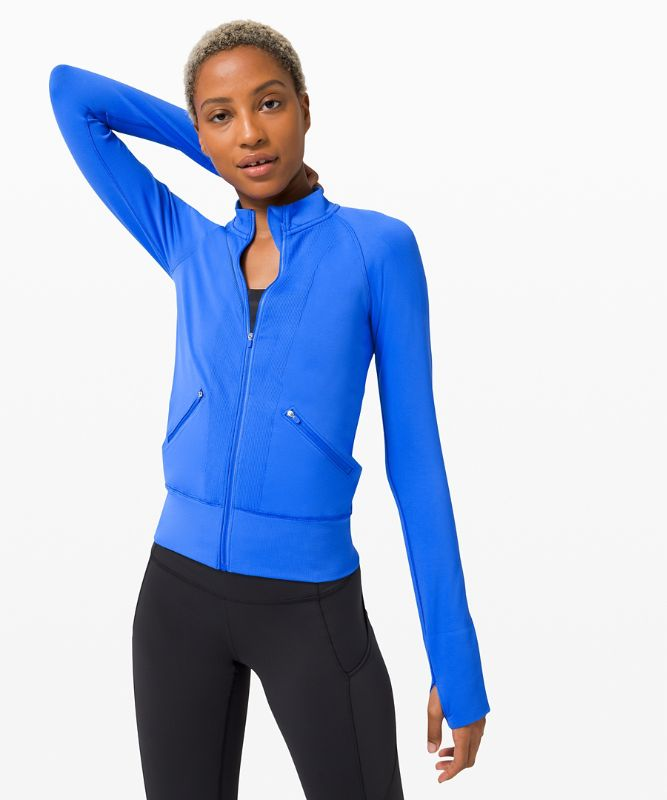 Open Stride Run Fliegerjacke