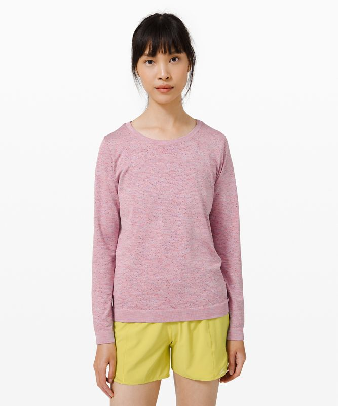 Swiftly Relaxed Langarm-Shirt