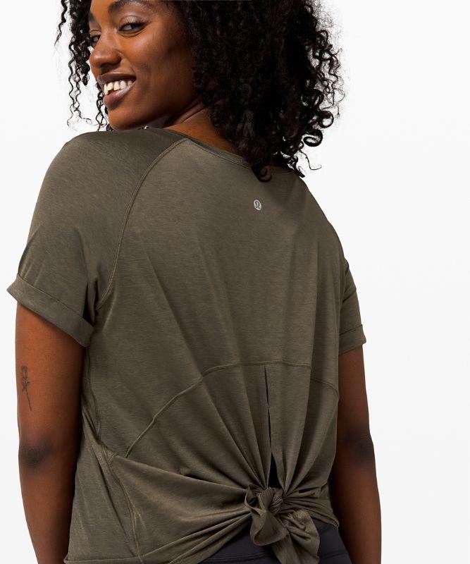 T-shirt attaché Open Up