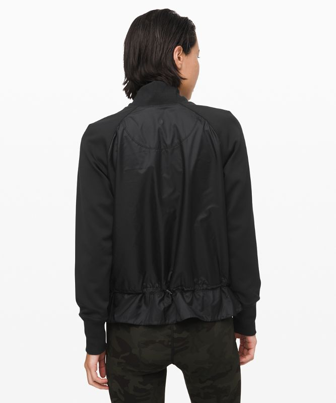 Swept Along Jacket