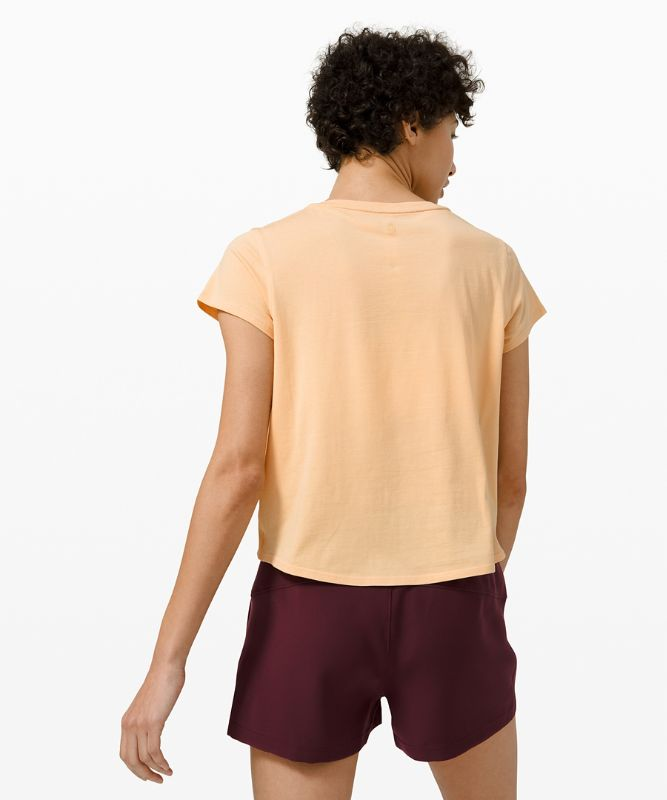 Pleats and Thank You T-Shirt