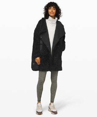Warmth Restore Sherpa Wrap New by Lululemon
