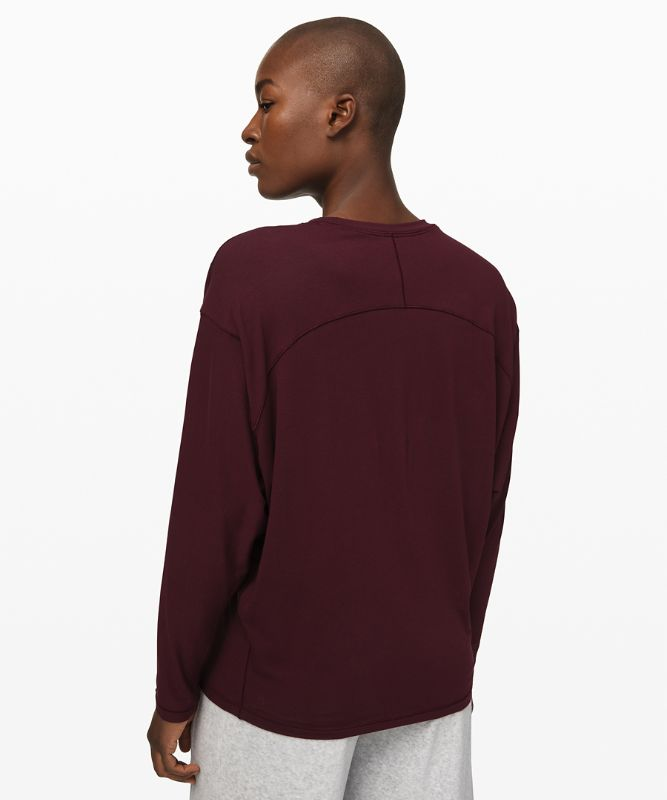 Loungeful Drape LS