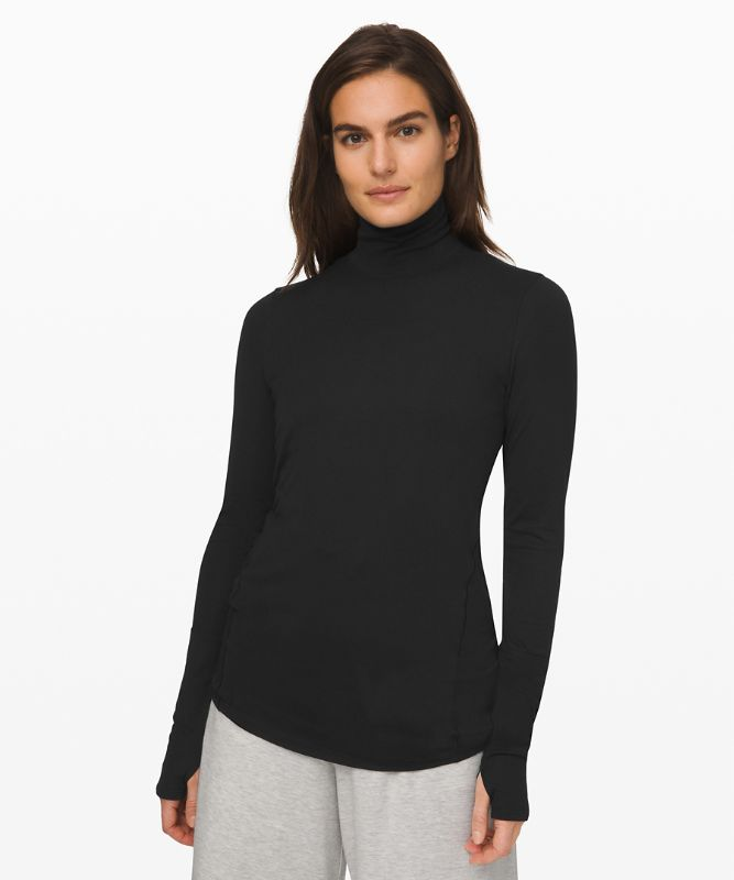 Full Day Ahead Turtleneck