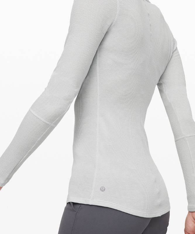 Close Call Henley Long Sleeve