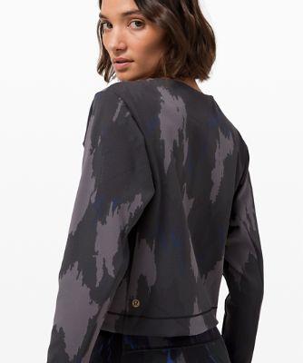 Take The Moment Long Sleeve Sweatshirt *lululemon x Robert Geller