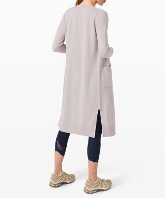 Lunar Lengths Wrap Sweater
