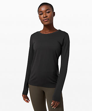 86a31a30b6 View details of Swiftly Tech Long Sleeve (Breeze) Relaxed Fit