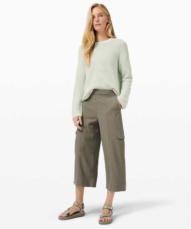 Pull manches longues Easy Embrace