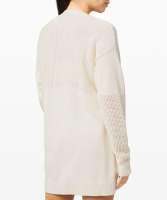 Easy Embrace Wrap Sweater