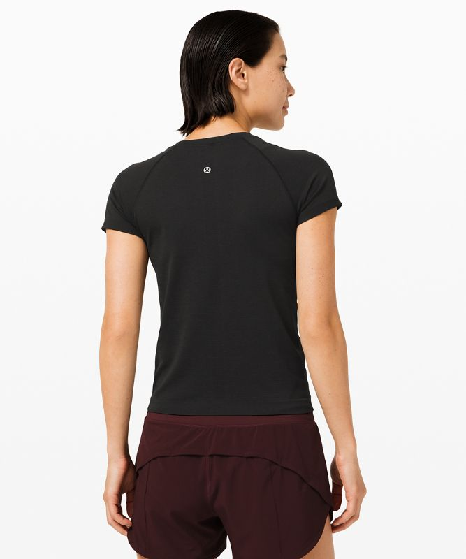 Swiftly Tech Crop Short Sleeve 2.0 *Race