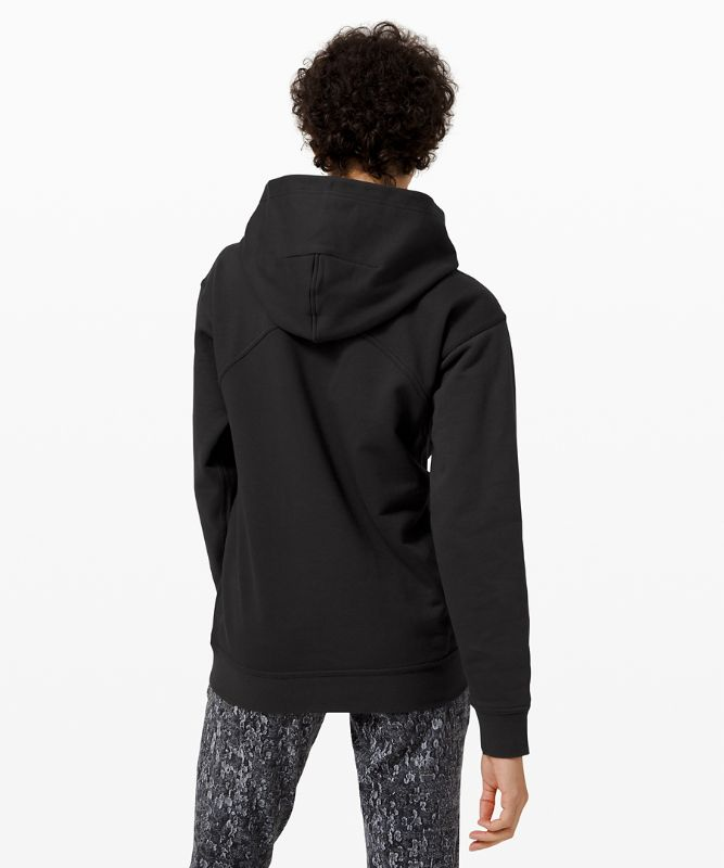 All Yours Hoodie *Terry