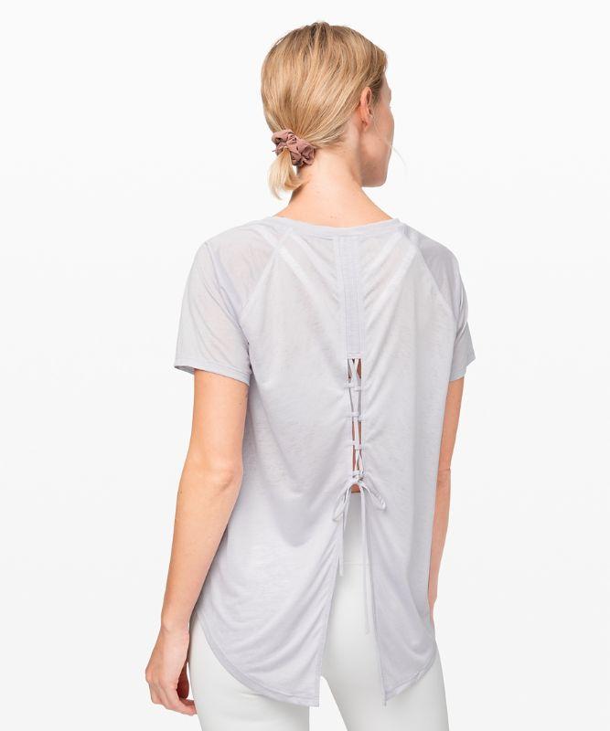 Lace Race Short Sleeve