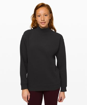 All Yours Mock Neck