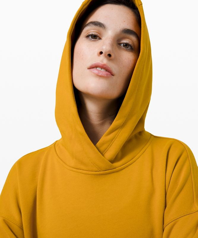 Sweat à capuche Perfectly Oversized