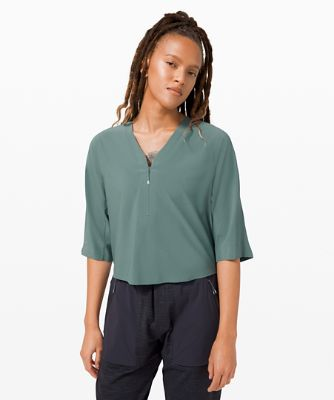 Sarala Shirt *lululemon lab