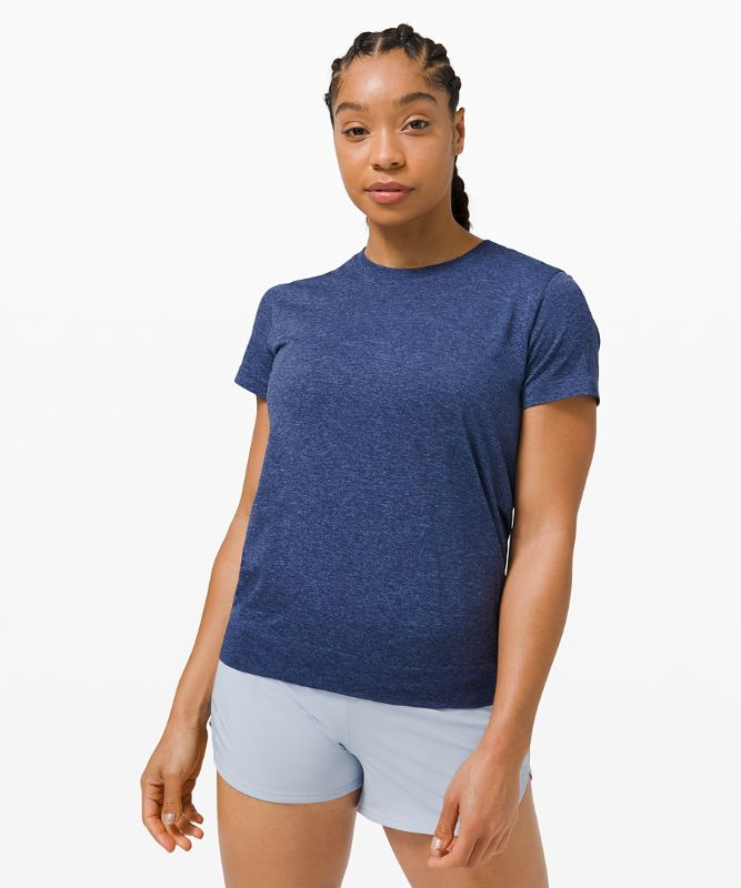 Swiftly Breathe Short Sleeve