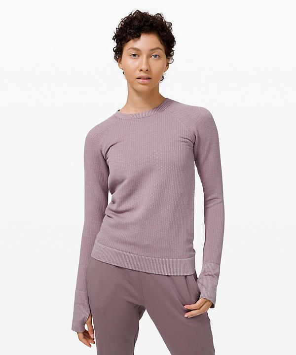 Rest Less Pullover | Women's Long Sleeves Running Tops