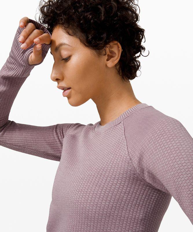 Rest Less Pullover *Bubble Dot