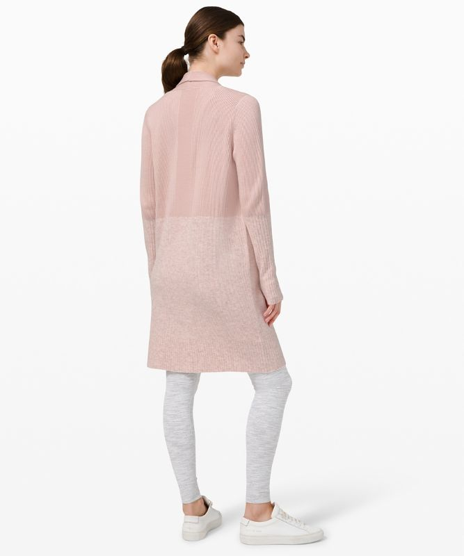 Restful Intention Sweater Wrap