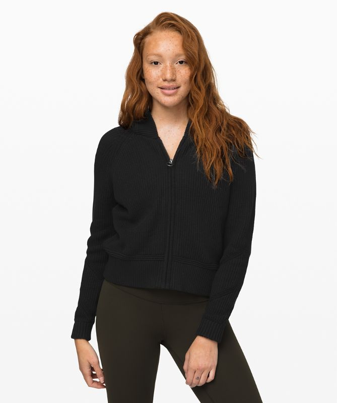 Rest Assured Full Zip Hoodie