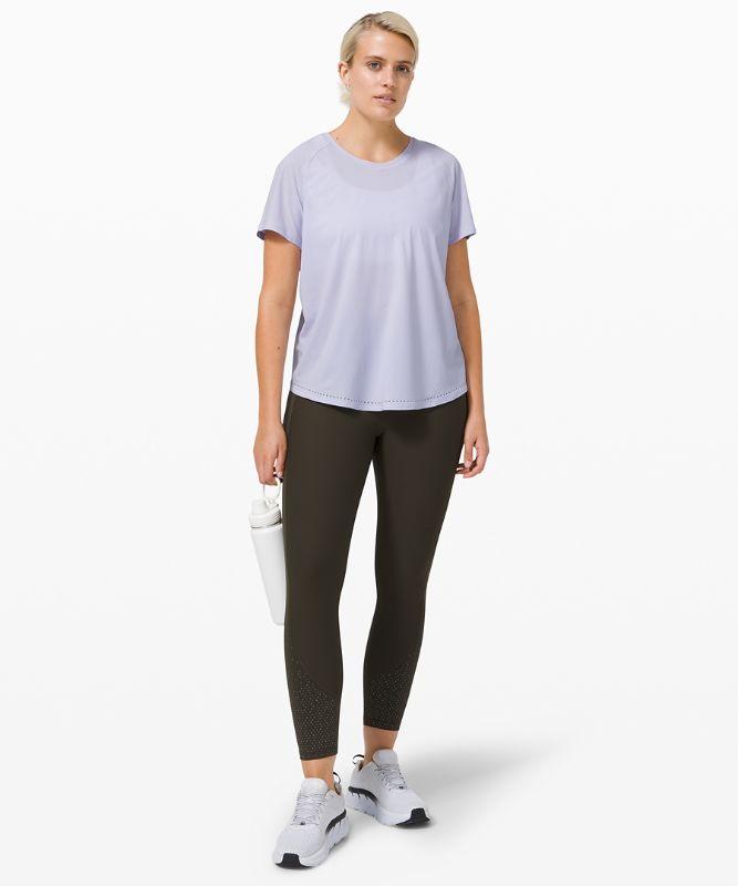 T-shirt Rise and Run